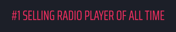 native radio player